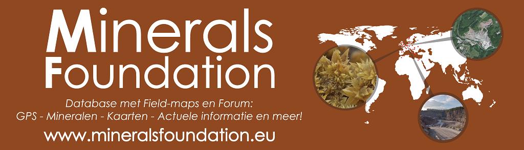 Een internationale database waar veel locaties met mineralen gevonden kunnen worden, omdat deze moeilijk en/of vaak niet te vinden zijn. Tevens is er een forum met alle uiteenlopende discussies over mineralen.